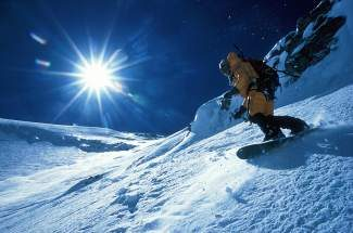 Snowboard mountaineer Stephen Koch will speak at the Vail Symposium on Friday at 5:30 p.m. at the Donovan Pavilion in Vail.