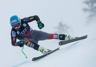 Can Ted Ligety be a factor in today's super-G?