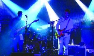 Local band The Sessh performs a free show tonight at Main St. Grill in Edwards. The music will start at 10 p.m.