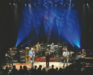 Special to the DailyDark Star Orchestra plays tonight at the Vilar Performing Arts Center in Beaver Creek.