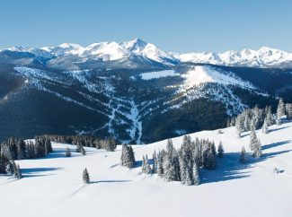 Jack Affleck | Vail ResortsVail Resorts will celebrate the 10th anniversary of Blue Sky Basin on Wednesday.