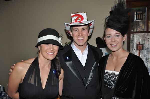 Vail Valley  Courage and laughter highlight 2010 First Descents Ball ... 663c1d2a461a