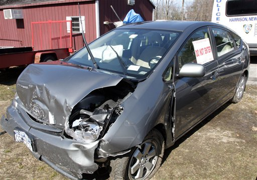 NY police agree driver error caused Prius crash | VailDaily com