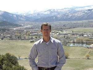 Contributed photoPaul Spencer, of The Clean Energy Collective, has proposed a solar project at the Eagle County landfill. The company is also pursuing a solar project in El Jebel.