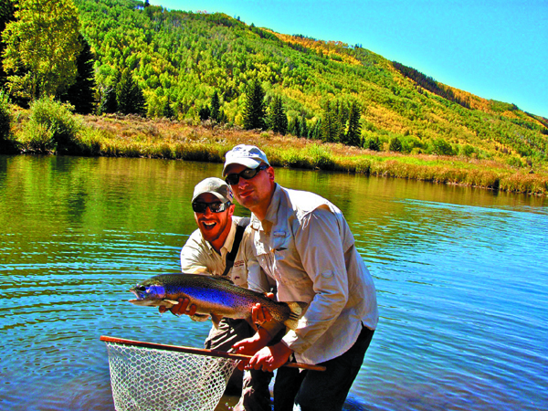 Vail Valley fishing report | VailDaily com