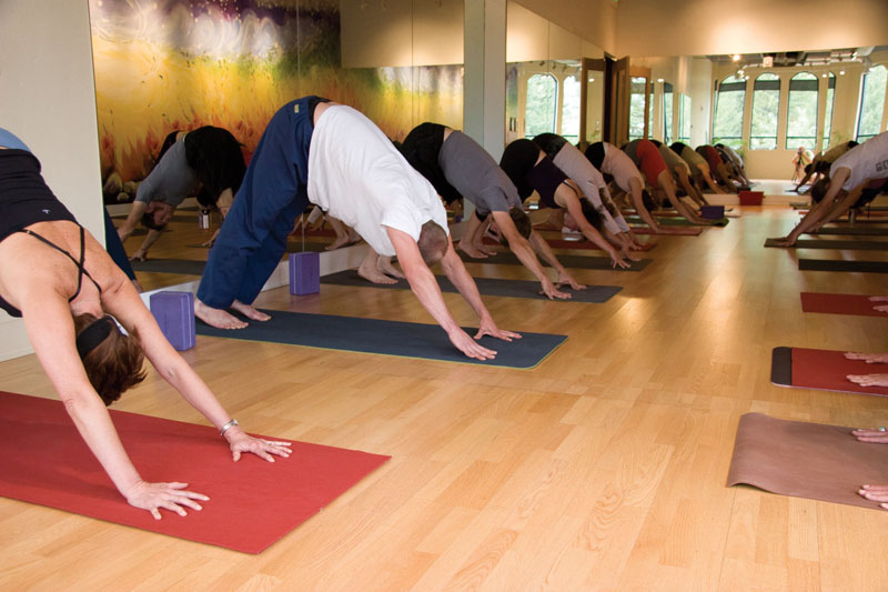 Yoga For Charity In Edwards Vaildaily Com
