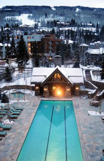Vail Valley doesn't quite match lodging records set across mountain resorts