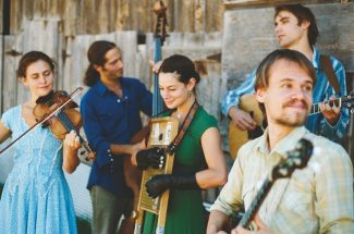Special to the DailyElephant Revival, a quintet from Nederland, delves into Scottish and Celtic fiddle tunes, original folk pieces, traditional ballads, psychedelic country, indie rock, powerful reggae grooves and more. They'll perform in Minturn Saturday.