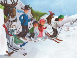 """Special to the Daily/Dawn BeaconReprinted with permission from """"The Twelve Days of Christmas in Colorado,"""" © 2011 by Dawn Beacon, Sterling Children's Books."""