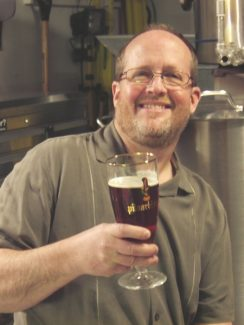 Special to the DailyGreg Geiger has been brewing beer for 18 years.