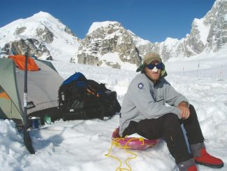 Vail Valley native Jon Kedrowski will talk about his mountaineering adventures Wednesday at Eagle Valley High School, and raise some money for his next one, a Mount Everest research expedition this spring.