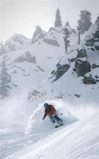 AP file photoThe Colorado Avalanche Information Center warns of unstable spring snow conditions.