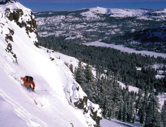 Special to the DailyKirkwood receives an average of 472 inches of snow per year and has 2,300 acres of terrain and a 2,000-foot vertical drop.