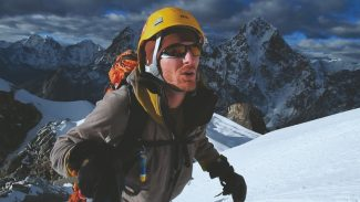 """Special to the DailyIn """"High Ground,"""" a group of U.S. soldiers who have suffered injuries and post-traumatic-stress attempt to climb Mt. Lobuche in the Himalayas."""