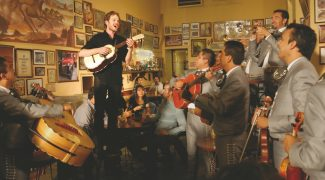 "Special to the DailyIn the feature film ""Mariachi Gringo,""-dward, a young, troubled teen (Shawn Ashmore) has enough of small town life in Kansas and decides to pursue his dream - run away to Mexico and become a mariachi."