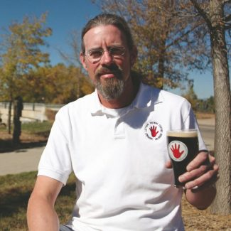 Special to the DailyEric Wallace a graduate of the United States Air Force Academy, lives in Longmont, is the founder and owner of Left Hand Brewing Company and is the past-president of the Colorado Brewers Guild.