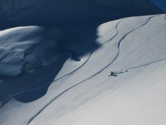 Sarah Jones | Special to the DailyThe Chugach Mountains offer some of the best skiing in the world. However, one wrong move there could lead to a critical mistake.