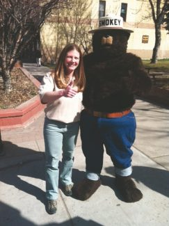 Special to the DailySmokey the Bear will visit Vail Thursday afternoon for Earth Day event.
