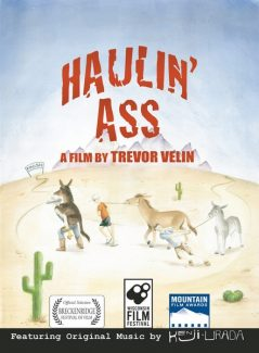 """Special to the Daily""""Haulin' Ass"""" came out in 2011. It shows in Avon Thursday."""