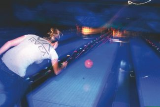 Special to the DailyTeens can bowl for $3.99 a game on Monday nights at the Back Bowl in Eagle.