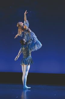 """Special to the DailyThe Tabor Opera House is taking a contemporary twist on a classic fairy tale and bringing it to the stage. Denver's Ballet Ariel will perform """"Cinderella"""" Saturday at 7:30 p.m. at the historic venue in Leadville."""
