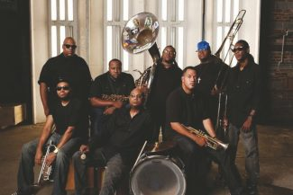 Special to the DailyThe Soul Rebels bring its New Orleans style to Beaver Creek on Sept. 8.
