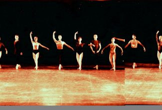 """Jerome Robbins/Special to the DailyJerome Robbins' """"Moves"""" premiered in Spoleto, Italy, in 1959."""