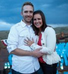 Jim and Jane Comerford arethrilled to announce the engagement of their daughter, Ashley Jane, to Justin Vallely, son of Hugh and Karen Vallely, of Parker, Colo.