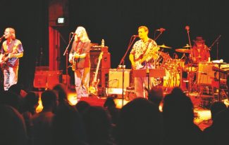 Special to the DailyThe Rocky Mountain Grateful Dead Revue formed in 2005. This year the band is only playing seven shows, including one Saturday night at State Bridge.
