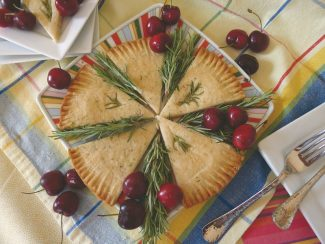 Special to the DailyUnlike the usual sweet shortbreads, these rosemary shortbread cookies are an intriguing blend of sweet and savory.