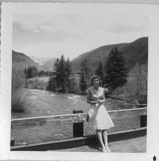 Special to the DailyBunny Langmaid and her husband, Joe, moved to Vail shortly before the mountain opened in 1962 and helped run the ski shop in Vail Village.