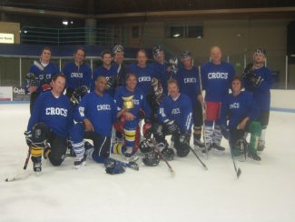 Congratulations to Dobson Ice Arena's Summer B League champions, Crocs!