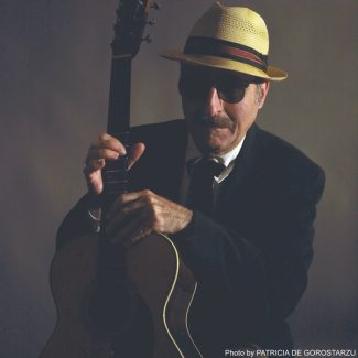 Special to the DailyLeon Redbone has fashioned a 30-plus year career that's included more than 15 albums.