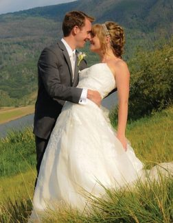Shannon Menk and Tim Kitchell tied the knot on Aug. 11 in Steamboat Springs. The bride is the daughter of Brian and Debra Menk, of Boulder. The groom is the son of Ron and Katie Kitchell, of Eagle-Vail.  After a honeymoon in Hawaii, the newlyweds returned to their home in Superior.