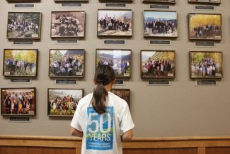 Vail Mountain School celebrated its 50th birthday this week.