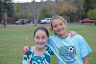 The Alley Cats Soccer Team - WECMRD - would like to recognize and thank Karlina and Kaikea for volunteering to coach our ladies each Wednesday during the season. Your contributions made a huge impact to our team this year!