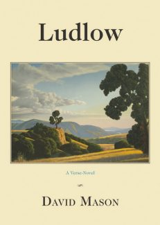 """""""Ludlow,"""" a novel in verse about Colorado's infamous mining tragedy of 1914, written by the state's poet laureate and Colorado College professor David Mason, is this year's Common Reader book for all Colorado Mountain College campuses and communities."""