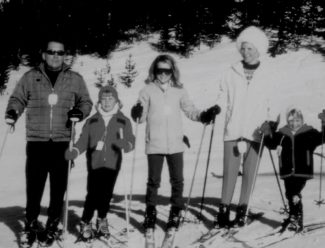 Special to the DailyMartha Fritzlen Head with her family in 1967. After visiting Vail that year, the family bought a condo at Riva Ridge South and officially made the move from Kansas City, Mo., to Vail.