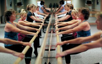 HL Fitness Pure Barre DT 9-17-12