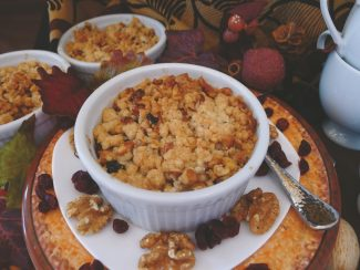 Special to the DailyPreparing this pear-cranberry crisp dessert is easy and straightforward, requiring little kitchen equipment or special culinary techniques.
