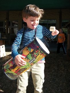 Carter is sending out the drum beat about the few available openings for preschoolers at Children's Garden of Learning in Vail. Call 970-476-1420 for more information and/or to set up a tour of this amazing school.