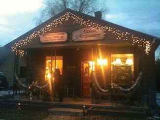 Alpine Ambiance, that funky little store at 321 Broadway in downtown Eagle, is celebrating its 13th anniversary and holiday open house today from 5 to 8 p.m. Find the perfect gift for someone special, plus tasty treats and libations! Don't miss the fun — be there!