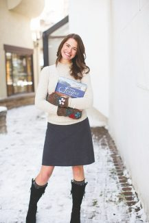 "Special to the DailyEast Vail resident Jennie Iverson is the author of ""Ski Town Soups."" She moved to Vail in July with her husband Ross, and two boys, Hunter, age 6, and Grant, 4."