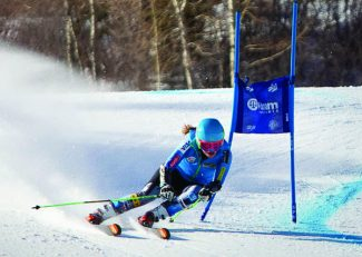 Special to the DailyEdwards' Abby Ghent is starting in today's giant slalom in Aspen.