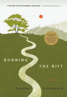 """Special to the Daily""""Running the Rift,"""" by Naomi Benaron."""