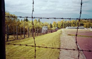Raymond A. Bleesz | Special to the DailyKonzentrationionslager Struthof was a penal and labor camp existing from 1941 to November 1944, when it was liberated by the Americans.