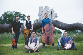 Special to the DailyThe Infamous StringDusters will headline the new WinterWonderGrass Festival coming to Edwards in February.