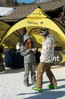 Be sure to swing by Demo Daze at the base of Vail's new gondola, One, today to check out brand expos and gear from Vail Snow Daze event sponsors like Helly Hansen, Gatorade and Sprint. Demo Daze runs daily from 8:30 a.m. to 3:30 p.m. through Sunday.