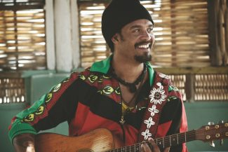 Special to the DailyMichael Franti hasn't worn shoes since 2000, when he went shoeless for three days after he saw how many people lacked shoes in the poverty-ridden places he visited on his travels. Will Vail's cold weather force him to put on socks? We'll have to wait and see when Franti and his band Spearhead perform Friday night.
