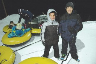 From left, Ivan and Jordan Solis are among the local kids in the Bright Futures Foundation's Buddy/Mentor program. RIght now, 35 kids are on the waiting list as the Bright Futures Foundation tries to recruit more mentor buddies. To volunteer contact the Bright Futures Foundation's Becca Odom at becca@bff-ec.org, or call 970-763-7209.